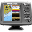 LOWRANCE HOOK-5 MID/HIGH/DOWNSCAN - GPS Партизан г. Екатеринбург