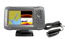Lowrance Hook 2-5 Splitshot  US Coastal/ROW - GPS Партизан г. Екатеринбург