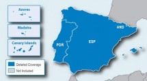 City Navigator® Europe NT: Spain and Portugal - GPS Партизан г. Екатеринбург