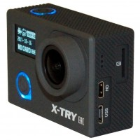 Экшн-камера X-TRY XTC244 UltraHD 4К   - GPS Партизан г. Екатеринбург