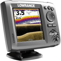 Эхолот Lowrance Hook-5x Mid/High/DownScan - GPS Партизан г. Екатеринбург